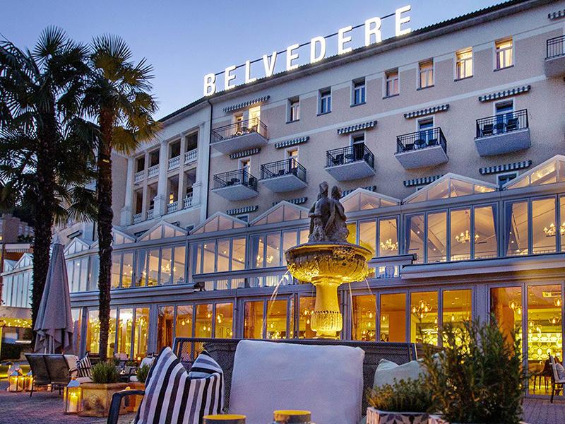 Belvedere Hotel Locarno Official Site Hotel Belvedere